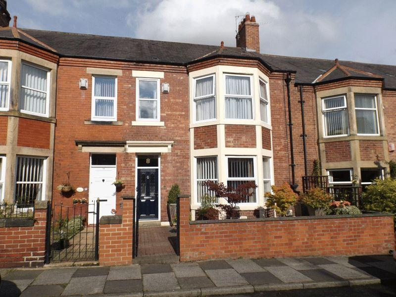 3 Bedrooms Terraced House for sale in Fenwick Grove, Morpeth