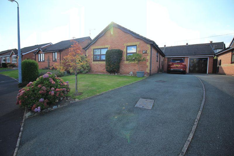 2 Bedrooms Detached Bungalow for sale in 8 Heather Bank, Oswestry