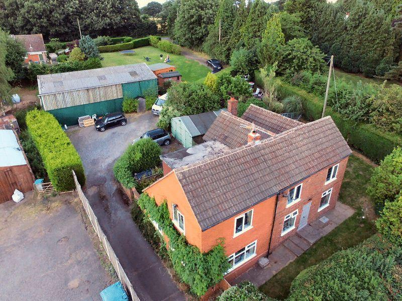 5 Bedrooms Detached House for sale in RUDGE HEATH, Bridgnorth Road