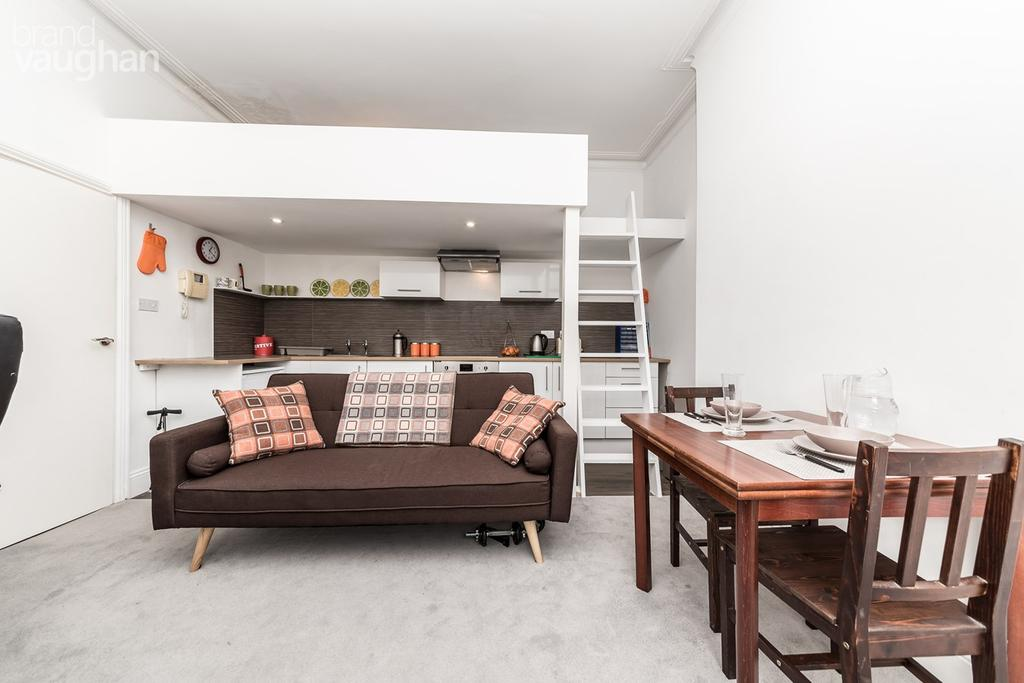 1 Bedroom Flat for sale in Stanford Avenue, Brighton, BN1