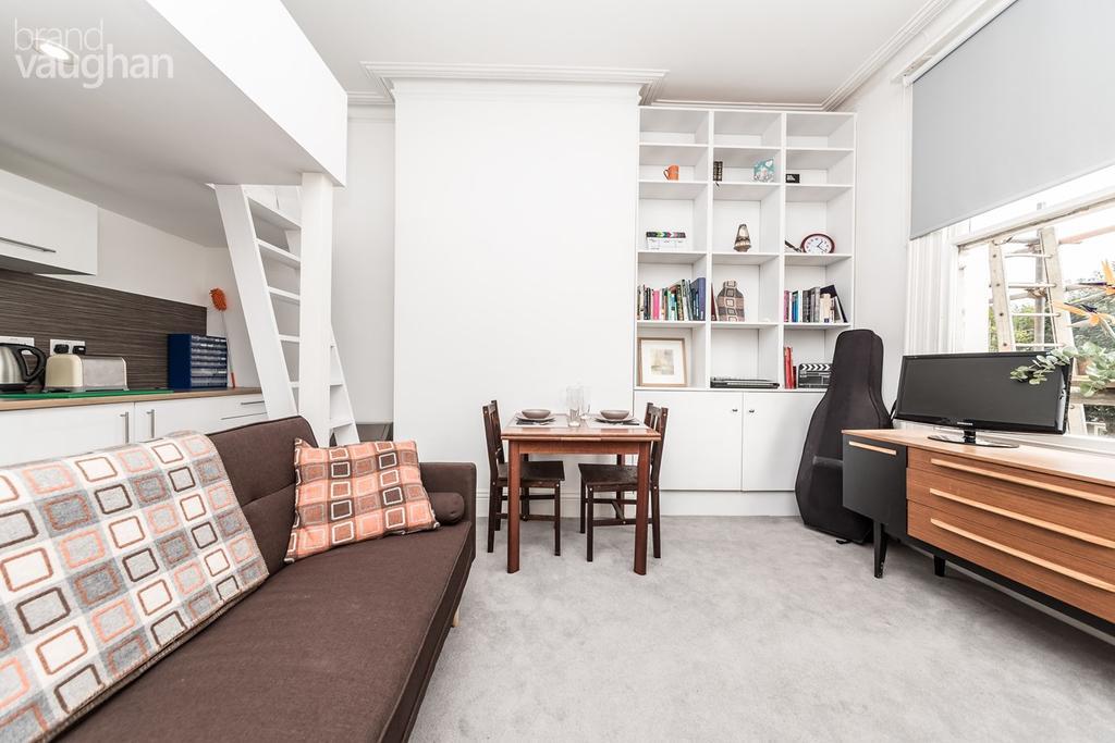 1 Bedroom Flat for sale in Stanford Avenue, Brighton, BN1
