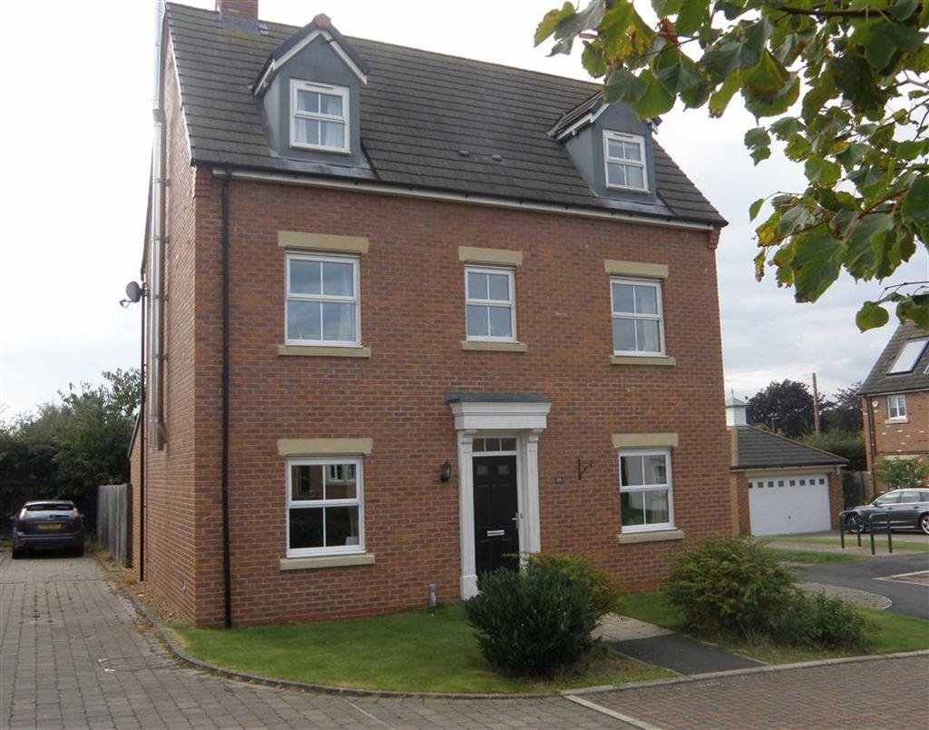 5 Bedrooms Detached House for sale in Maddocks Close, Chester