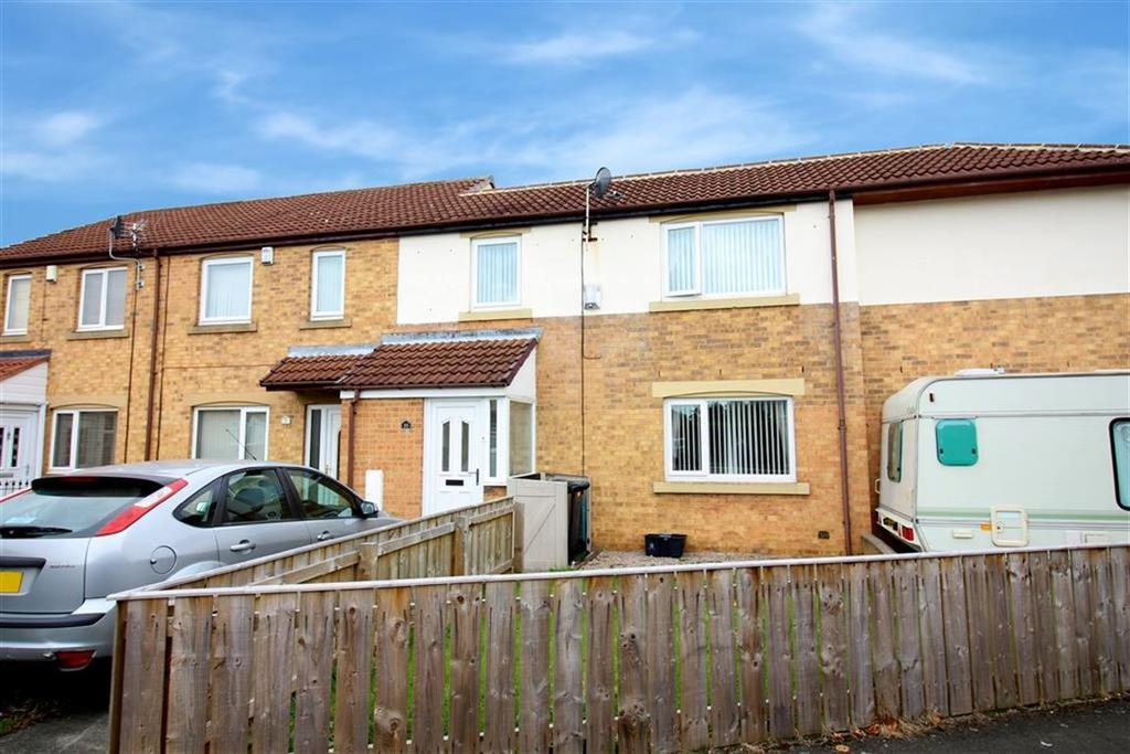2 Bedrooms Terraced House for sale in Ribblesdale, Wallsend, NE28