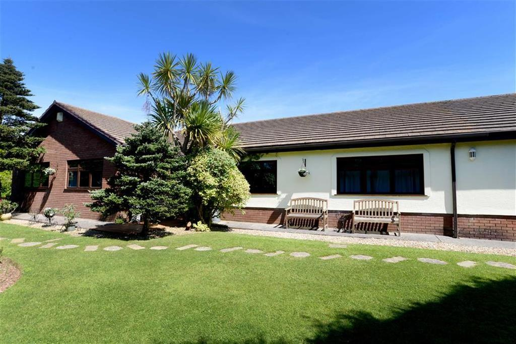 5 Bedrooms Detached Bungalow for sale in Vensland, Bishopston, Swansea