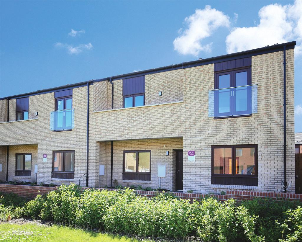 4 Bedrooms Terraced House for sale in Faronia Walk, Northshore