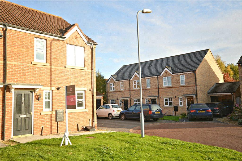 3 Bedrooms Semi Detached House for rent in Mickleton Drive, Eaglescliffe, Stockton-on-Tees