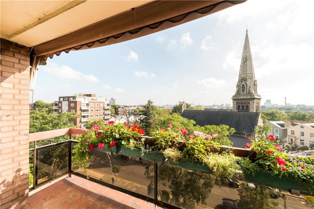 2 Bedrooms Flat for sale in Provost Court, Eton Road, Belsize Park, London, NW3