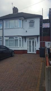 1 bedroom semi-detached house to rent - Perry Barr, Birmingham B42