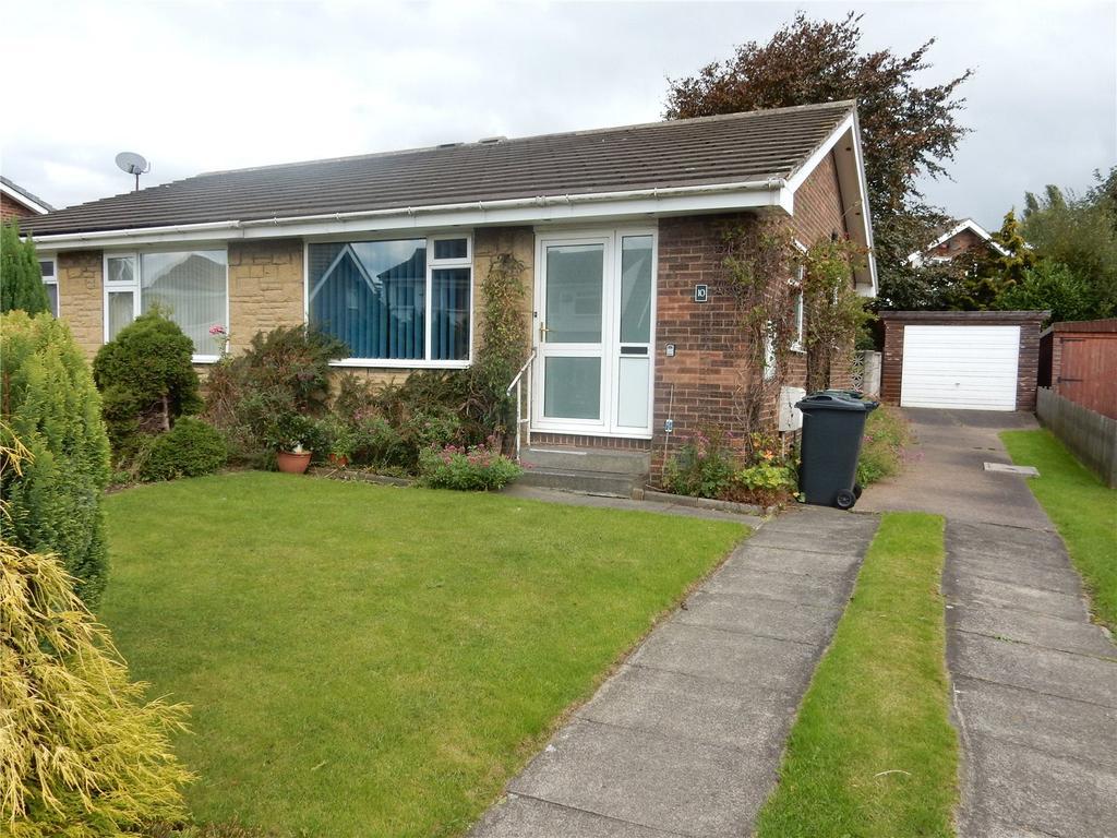 2 Bedrooms Semi Detached Bungalow for sale in Southlands, Kirkheaton, Huddersfield, HD5
