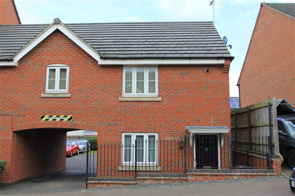2 Bedrooms Apartment Flat for sale in Shipton Road, Hamilton, Leicester