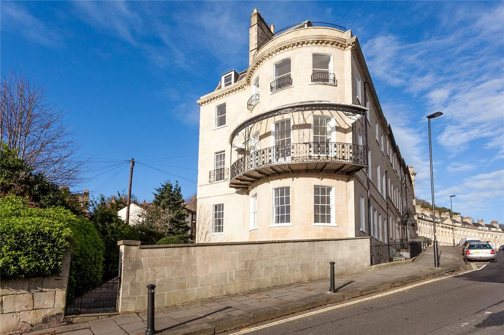 2 Bedrooms Unique Property for sale in Camden Crescent, Bath, BA1