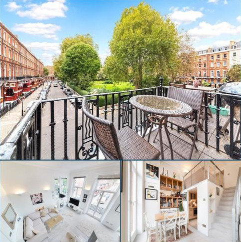 1 bedroom flat for sale - Nevern Square, London, SW5