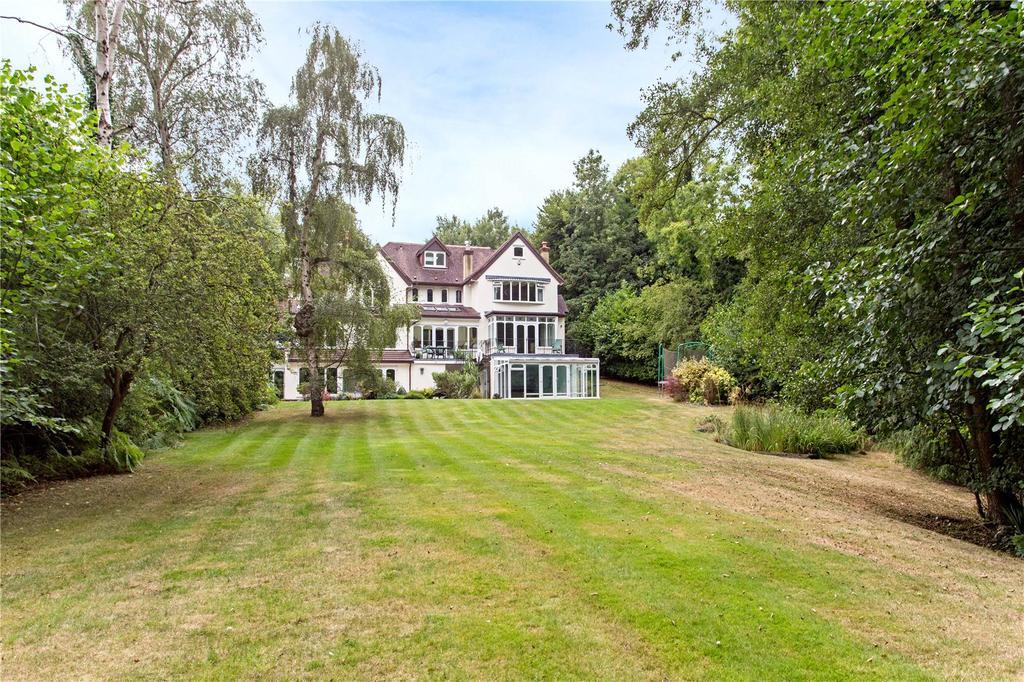 6 Bedrooms Detached House for sale in The Ridgeway, Cuffley, Hertfordshire, EN6