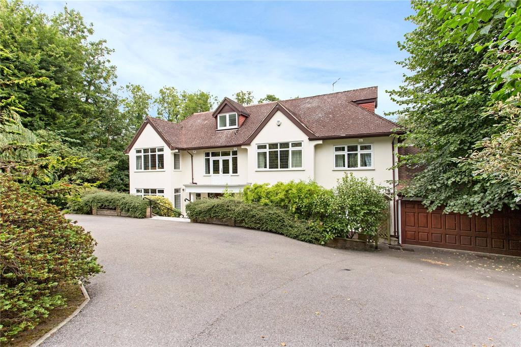 6 Bedrooms Detached House for sale in The Ridgeway, Cuffley, Hertfordshire, EN6