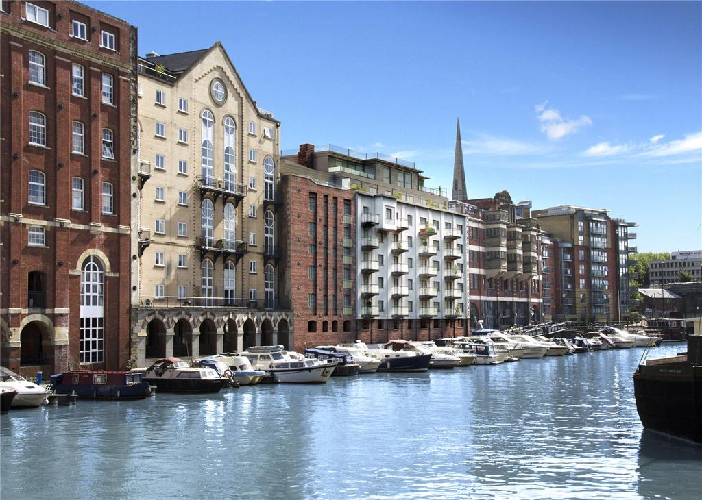3 Bedrooms Penthouse Flat for sale in Huller House Cheese Warehouse, Redcliff Backs, Bristol, BS1
