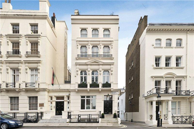 5 Bedrooms End Of Terrace House for sale in Ennismore Gardens, Knightsbridge, London, SW7