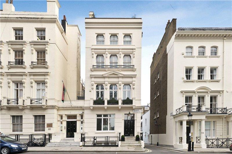 5 Bedrooms End Of Terrace House for sale in Ennismore Gardens, Knightsbridge, London, SW7