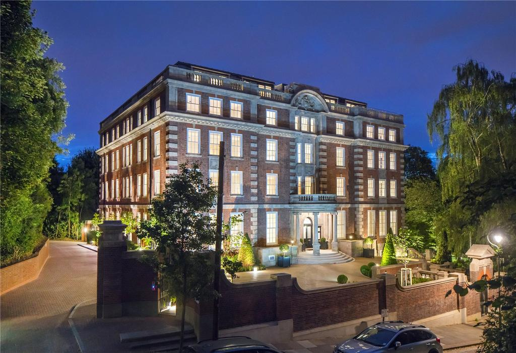 3 Bedrooms Flat for sale in Cholmeley Park, Highgate Village, London, N6