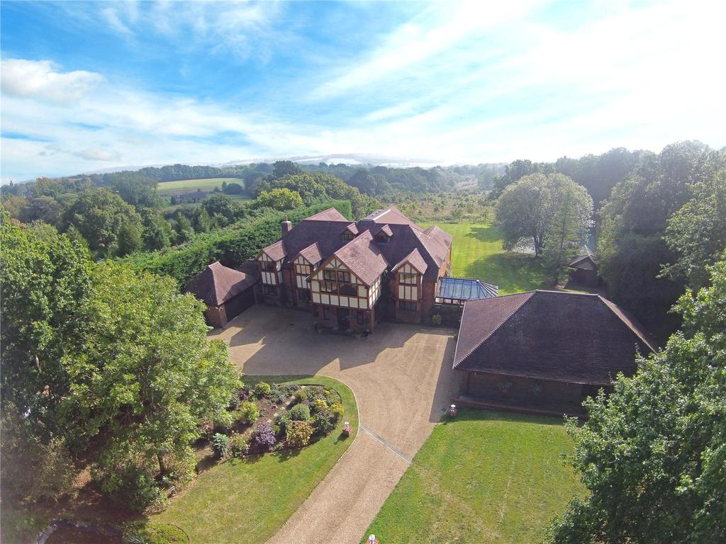 6 Bedrooms Detached House for sale in Sheepstreet Lane, Nr. Ticehurst, Etchingham, East Sussex, TN19