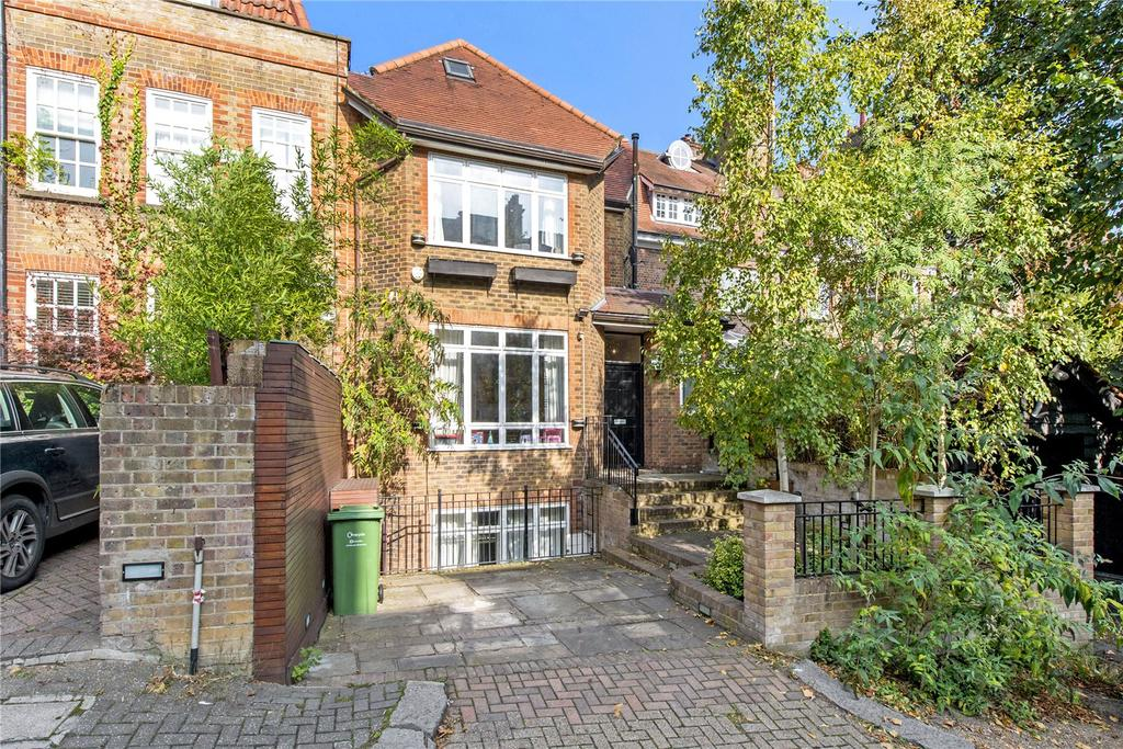 4 Bedrooms Terraced House for sale in Christchurch Hill, Hampstead, London, NW3