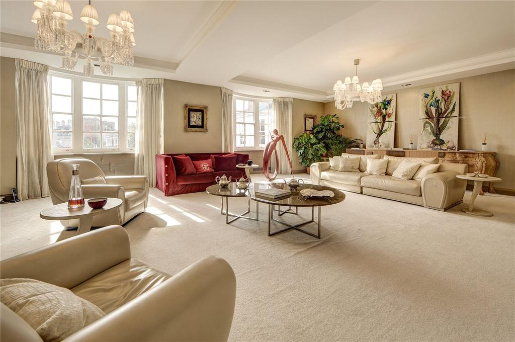 5 Bedrooms Penthouse Flat for sale in Palace Court, Notting Hill, London, W2
