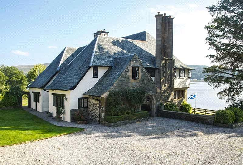 4 Bedrooms Detached House for sale in Ferry Inn, Rosneath, By Helensburgh, G84