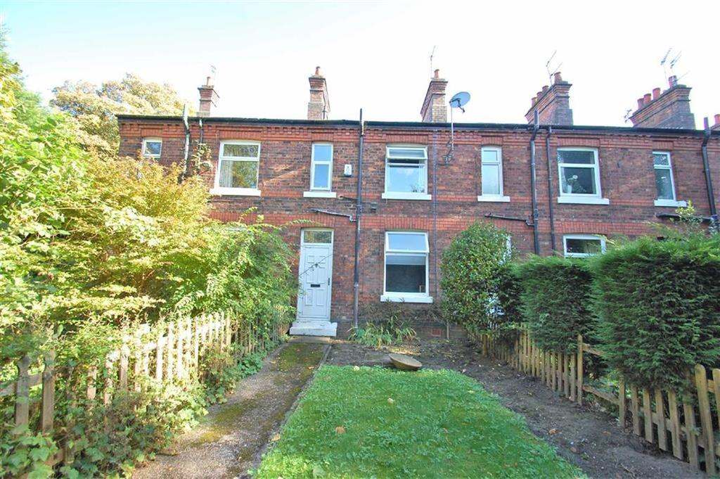 3 Bedrooms Terraced House for sale in Station Cottages, Cheadle Hulme, Cheshire