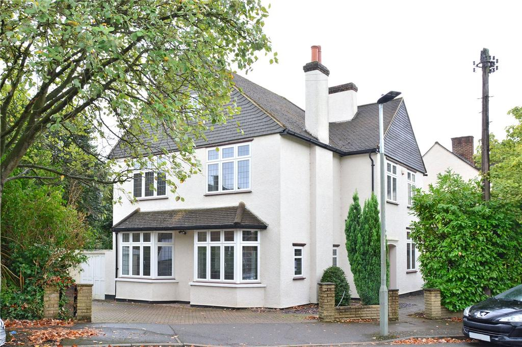 5 Bedrooms Detached House for sale in Beaconsfield Road, Bromley, BR1
