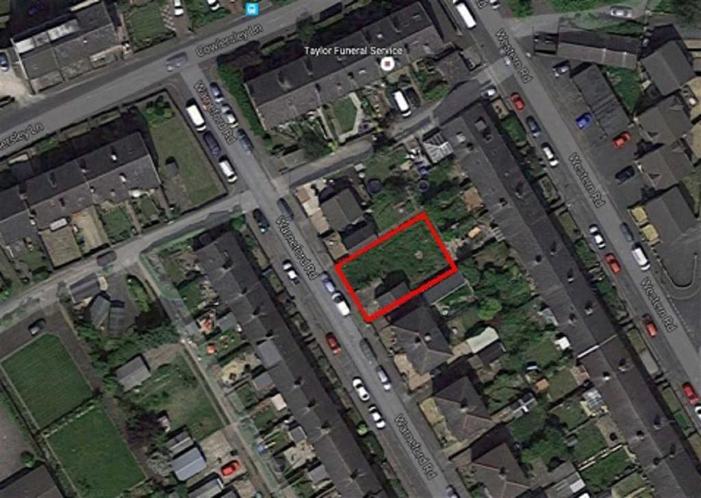 Land Commercial for sale in Warneford Road, Cowlersley, Huddersfield, HD4