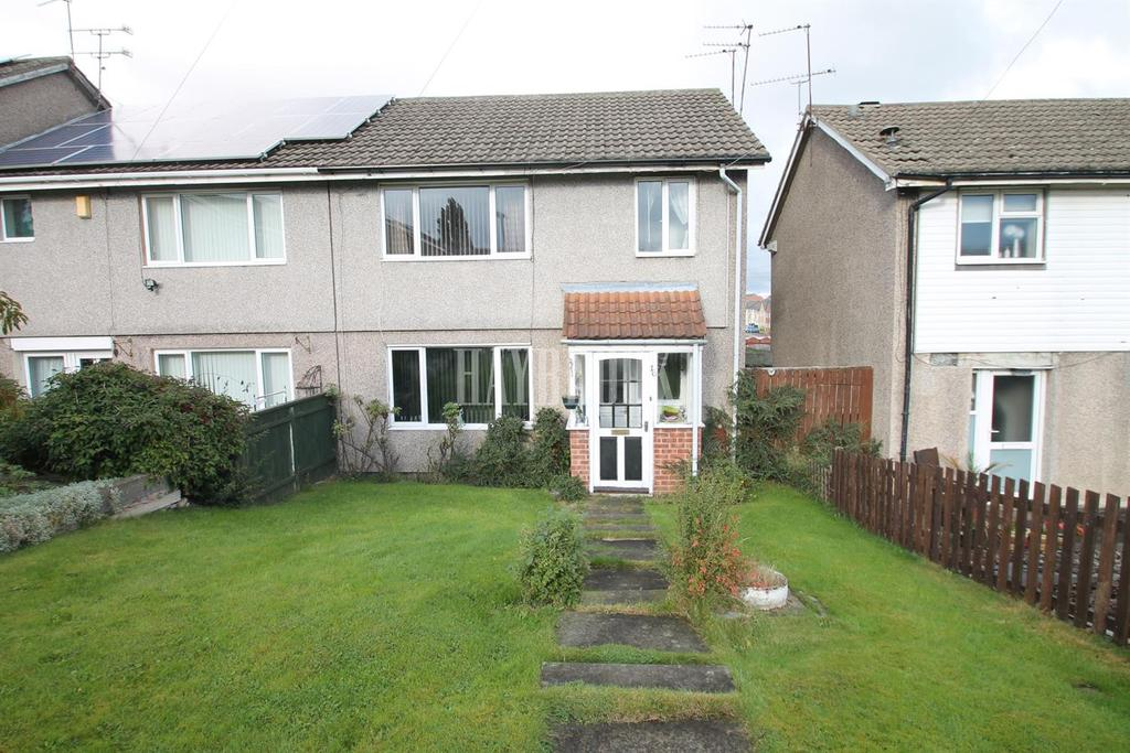 3 Bedrooms Semi Detached House for sale in Roden Way, Rawmarsh