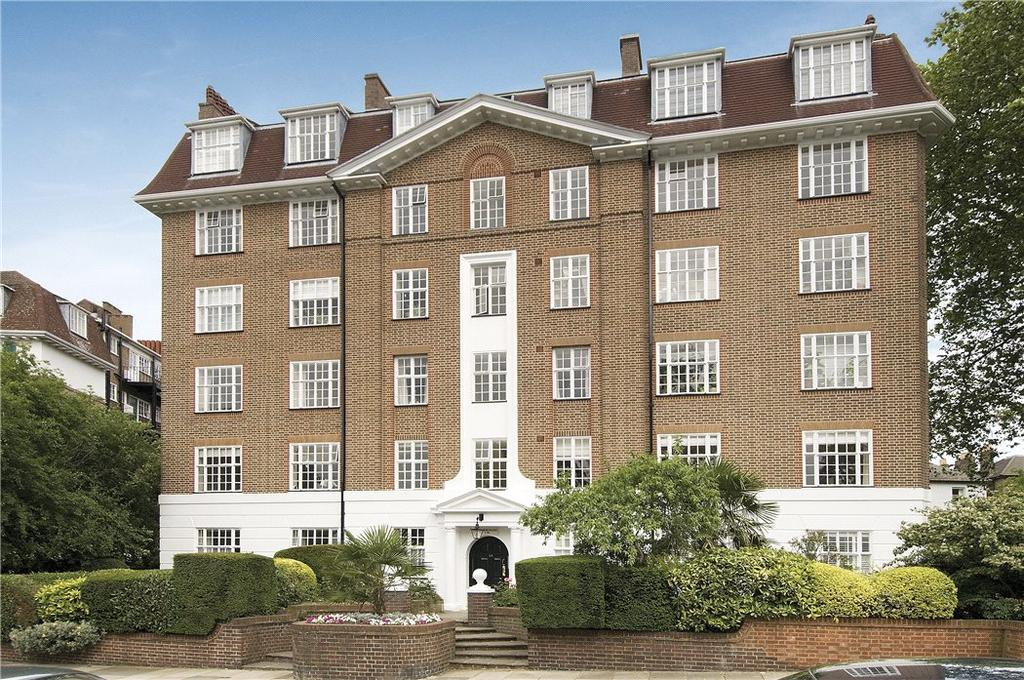 4 Bedrooms Flat for sale in Glenmore House, 64 Richmond Hill, Richmond, TW10