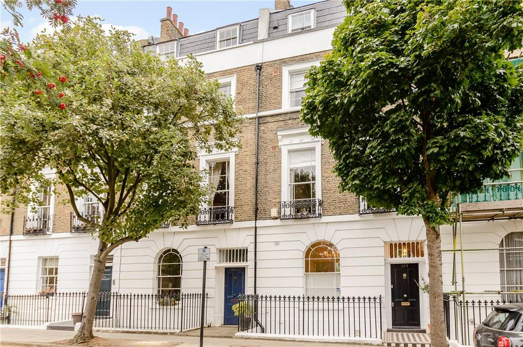 5 Bedrooms Terraced House for sale in Richmond Avenue, Islington, London, N1