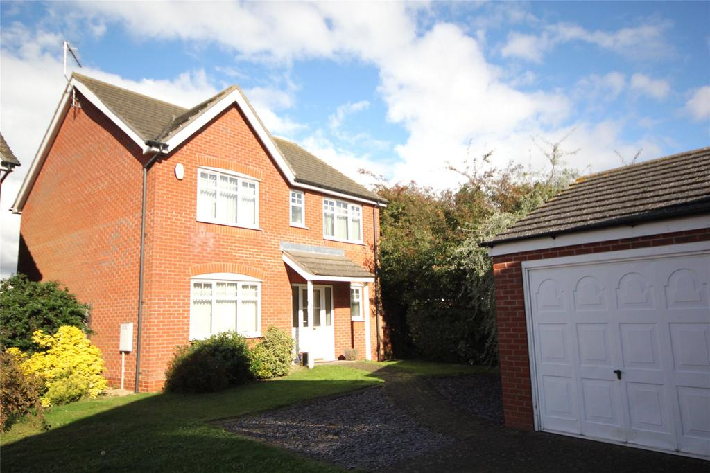 4 Bedrooms Detached House for sale in Abbey Road, Sleaford, NG34