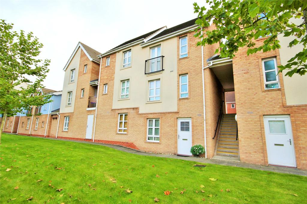 1 Bedroom Flat for sale in Carlton Boulevard, Lincoln, LN2