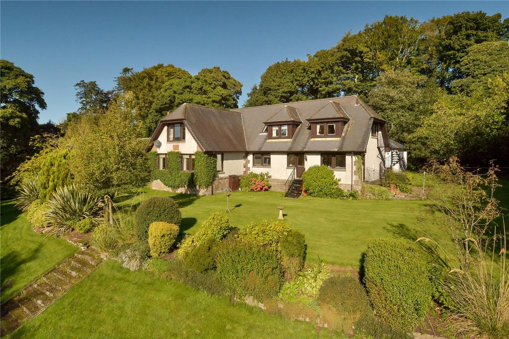 5 Bedrooms Detached House for sale in Couston House, Newtyle, Blairgowrie, Angus, PH12