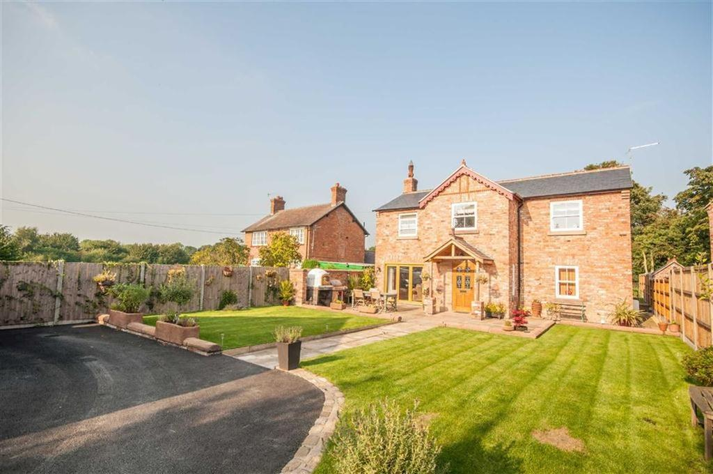 4 Bedrooms Detached House for sale in Chester Road, Malpas, Cheshire, Malpas