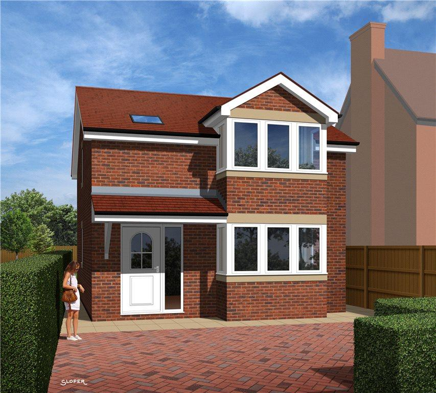 3 Bedrooms Detached House for sale in Parklands, Ilkley, West Yorkshire
