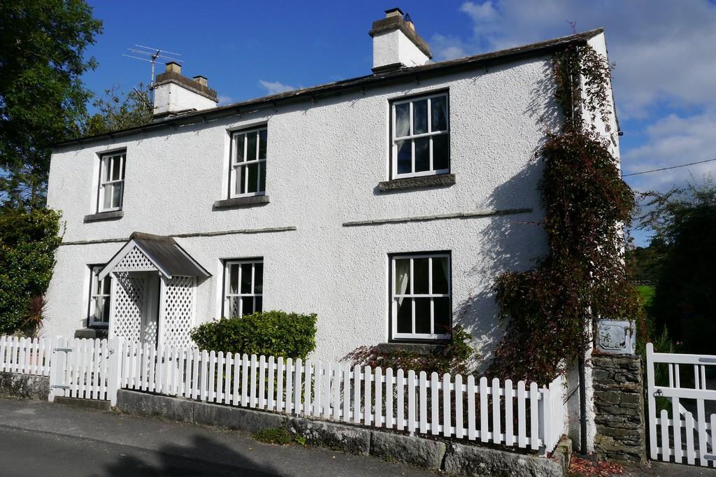 4 Bedrooms Cottage House for sale in Dodds Howe Cottage, Crosthwaite, Kendal, LA8 8HX
