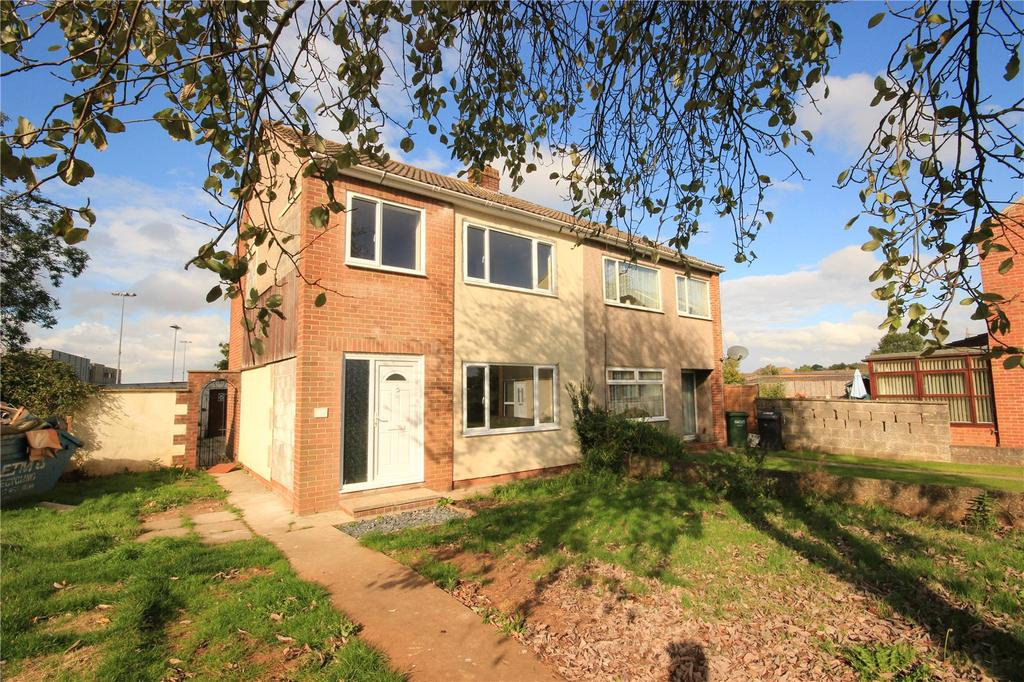 3 Bedrooms Terraced House for sale in Sundridge Park, Yate, Bristol, BS37
