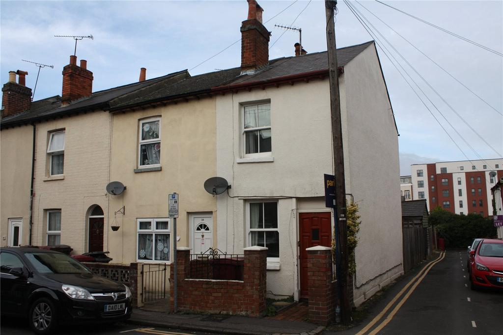 3 Bedrooms End Of Terrace House for sale in Upper Crown Street, Reading, Berkshire, RG1