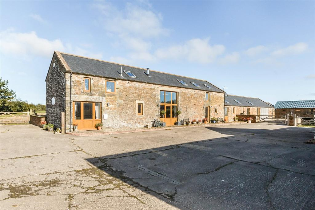 5 Bedrooms House for sale in Kirkpatrick Fleming, Lockerbie, Dumfriesshire