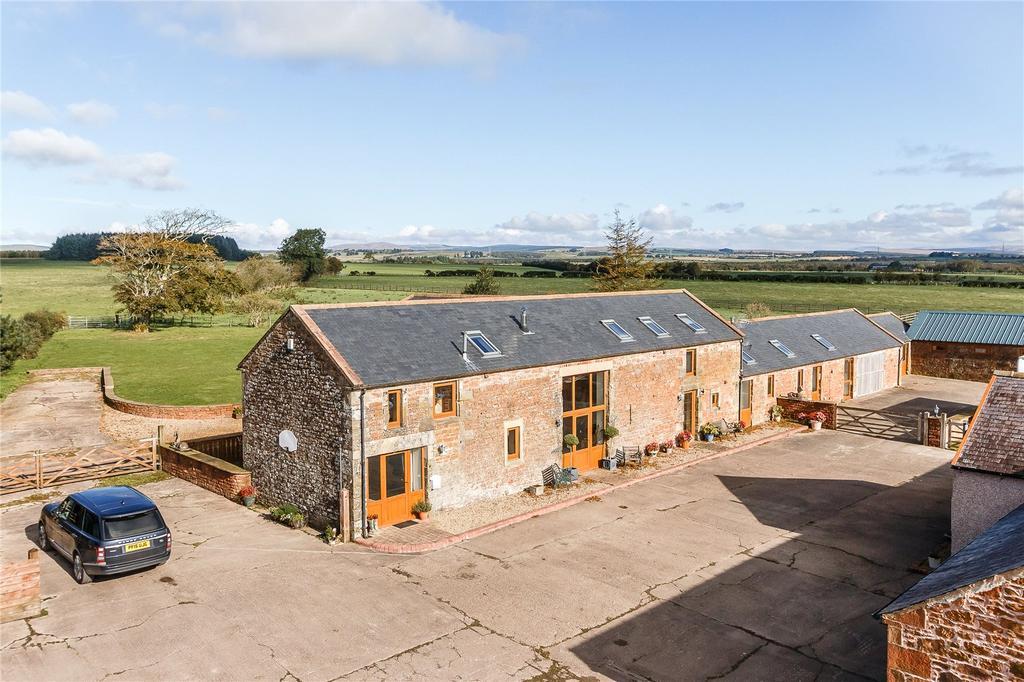 5 Bedrooms House for sale in Kirkpatrick Fleming, Lockerbie, Dumfriesshire