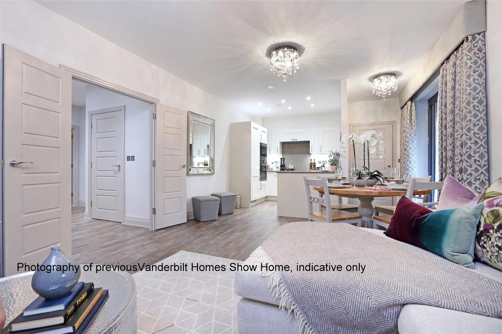 2 Bedrooms Apartment Flat for sale in Vesta, Tower Street, Chichester, PO19
