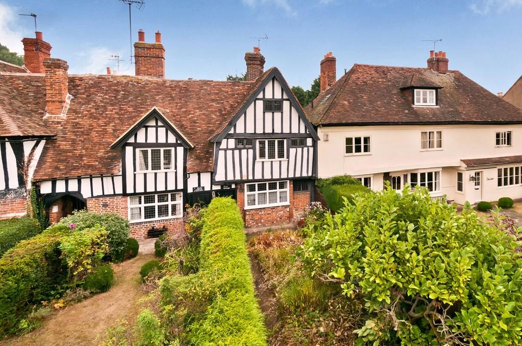 2 Bedrooms End Of Terrace House for sale in The Green, Bearsted