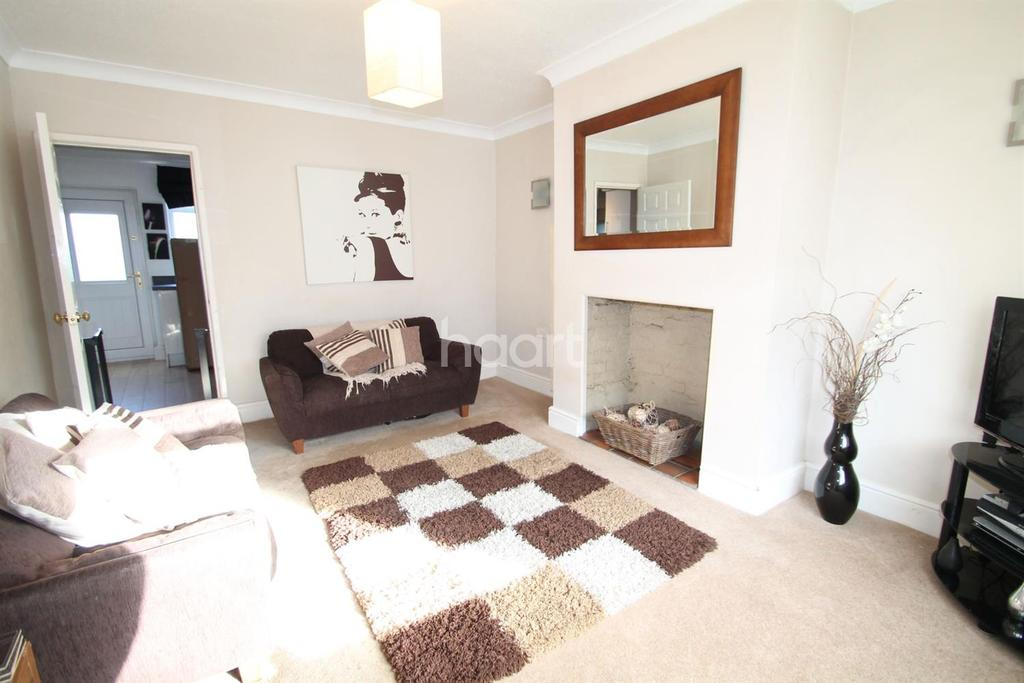2 Bedrooms End Of Terrace House for sale in Talbot Street, Derby