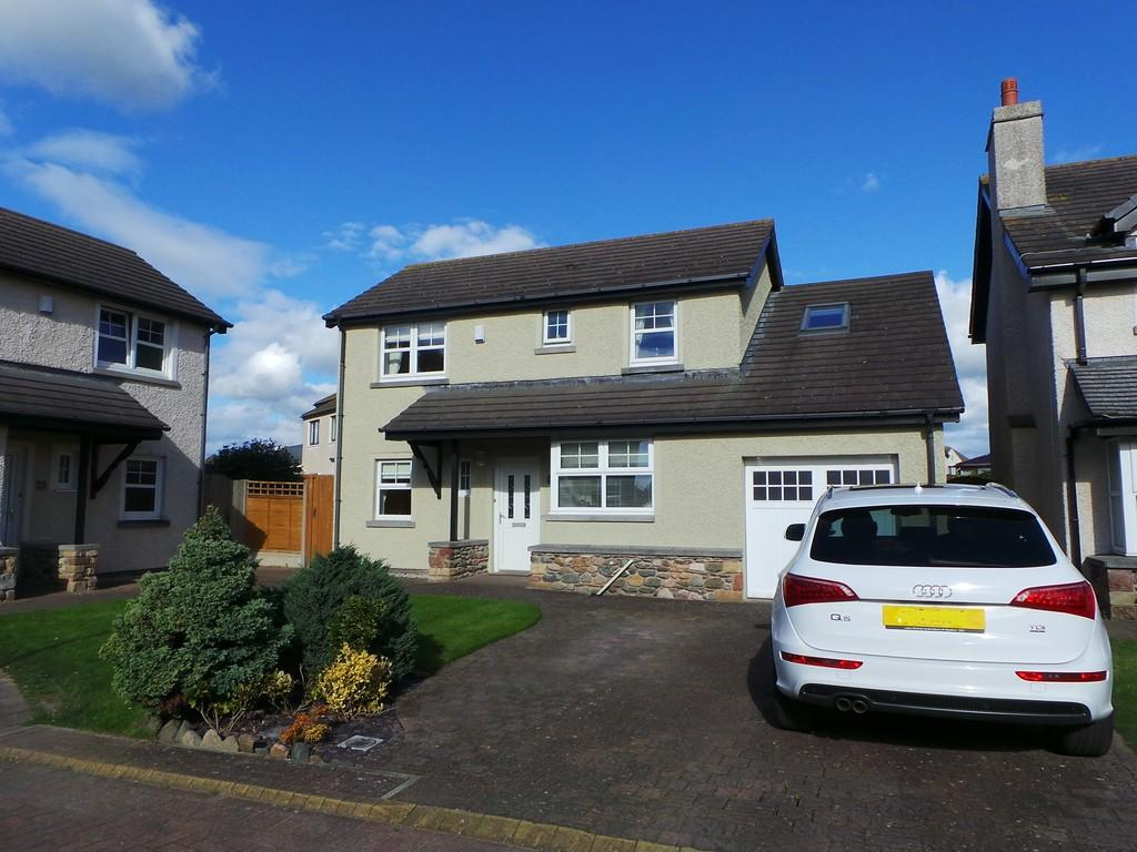 4 Bedrooms Detached House for sale in Waver Court, Rampside