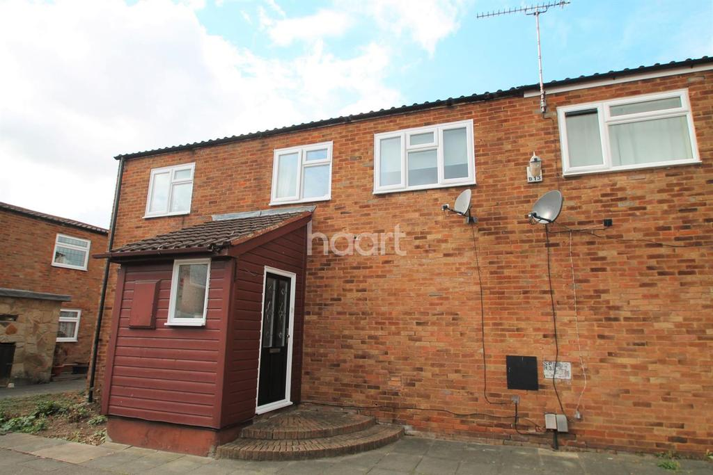 3 Bedrooms End Of Terrace House for sale in Steeplehall, Basildon