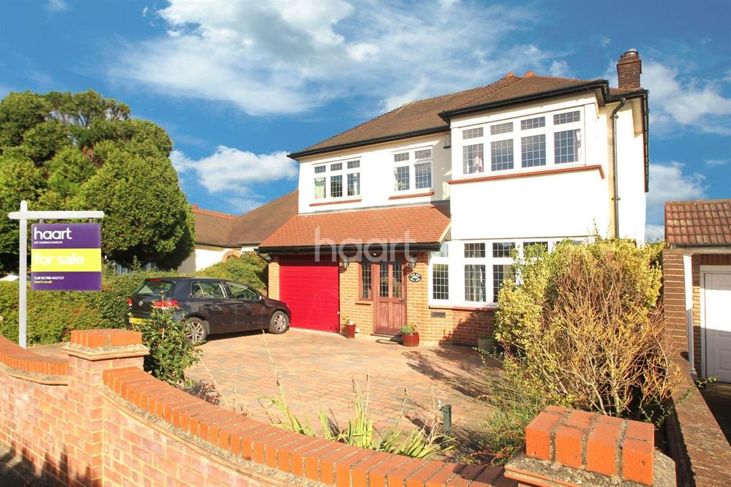 4 Bedrooms Detached House for sale in Mill Park Avenue