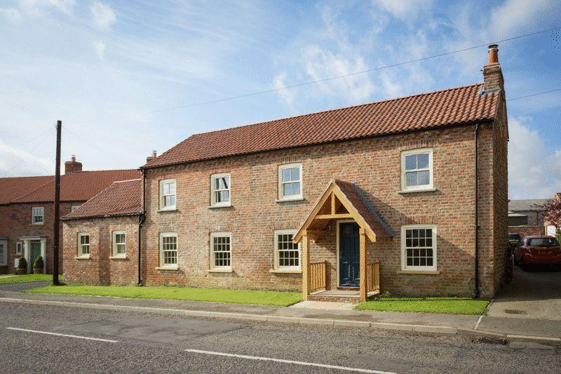 5 Bedrooms Detached House for sale in Village Farm, Goose Track Lane, West Lilling, York YO60 6RP