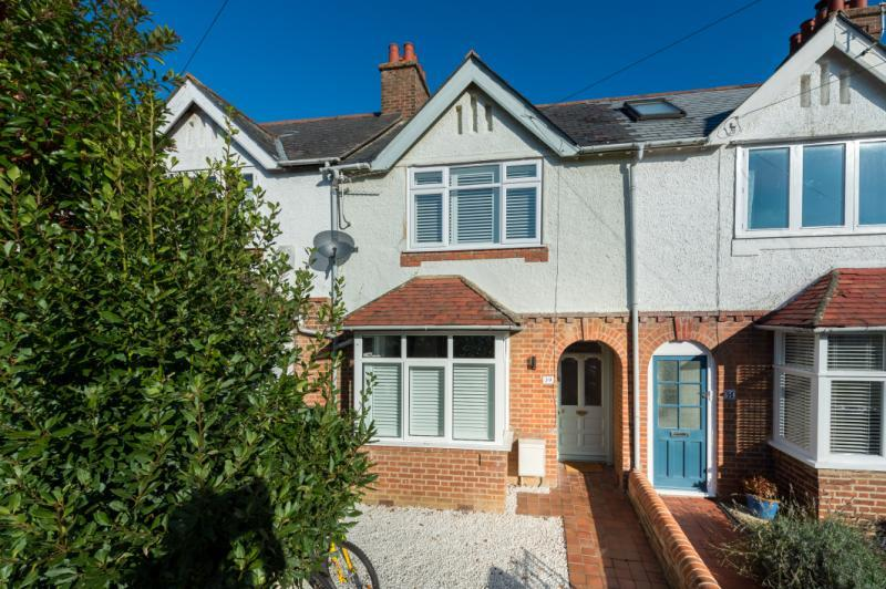 3 Bedrooms Terraced House for sale in Harpes Road, Oxford, Oxfordshire